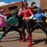 Логотип Power Rangers Клан