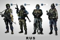 Обзор солдат RUS 211