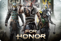 Обложка Игры For Honor